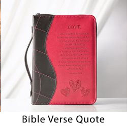 Bible Verse Quote