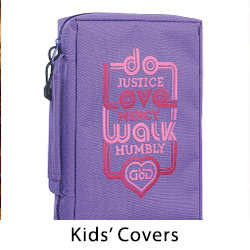 Kids' Bible Covers
