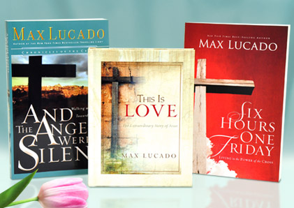 Max Lucado Easter Books