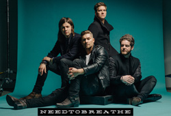 NEEDTOBREATHE- Interview