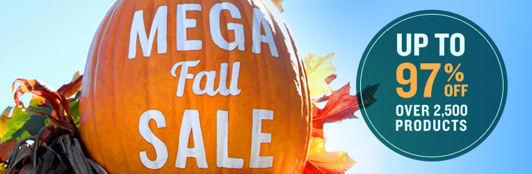 The MEGA Fall Sale- thru 10/24