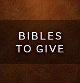Bibles to Give