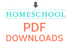 Homeschool PDF Downloads