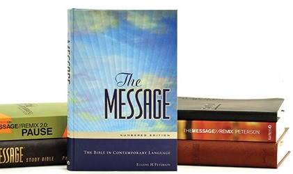 About the Message Bible