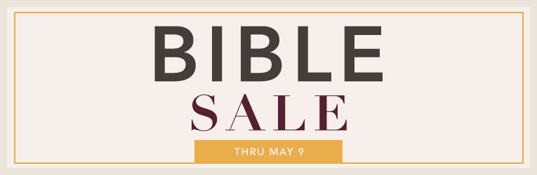 Bible Sale Up to 92% Off