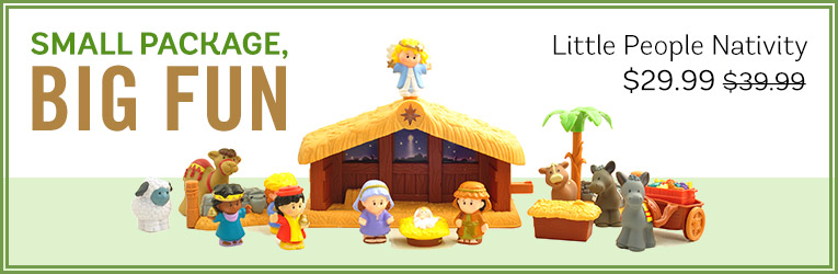 Nativities for Kids