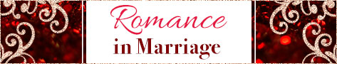 Romance in Marriage Christian Bookshelf