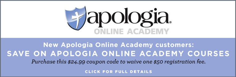 Apologia Coupon Code