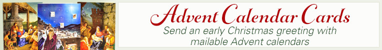 Mailable Advent Cards