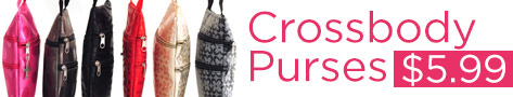 Crossbody sale