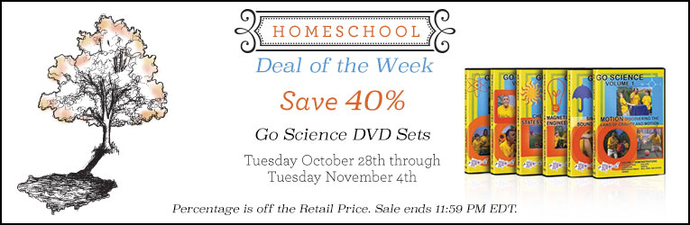 Go Science DVD Sale