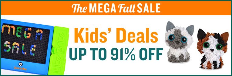 Kids Mega Fall Deals