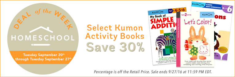 Kumon Workbooks Sale