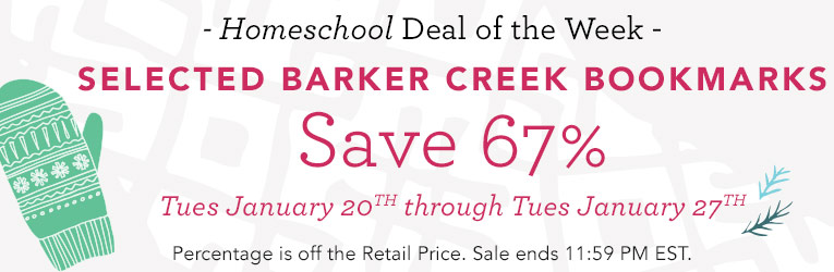 Barker Creek Sale