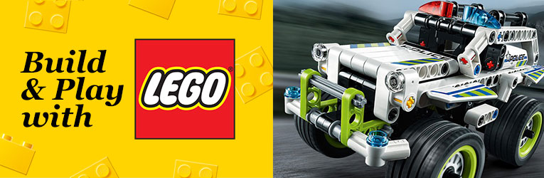 New from LEGO