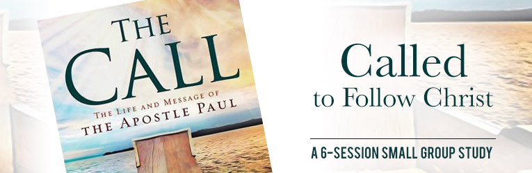 The Call: The Life and Message of the Apostle Paul, DVD, by Adam Hamilton