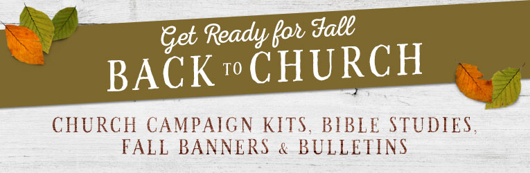 Fall Back to Church Resources