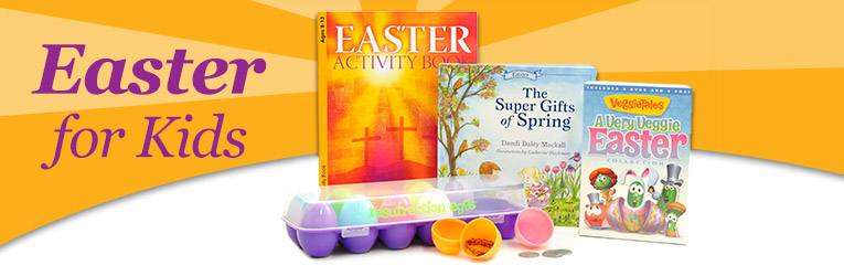 Easter for Kids home page banner