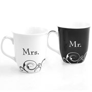 Mr & Mrs Mugs...Marriage Takes Three