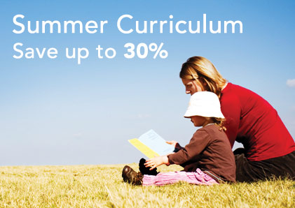 Spring Curriculum Now Available