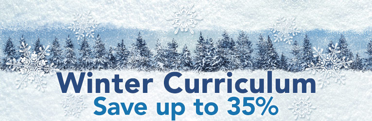 Winter Curriculum Banner