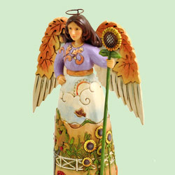 Thanksgiving Angel Collectibles