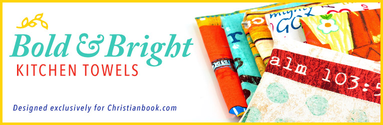 Bold & Bright Kitchen Towels