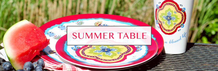Summer Table Inspirations
