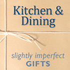 Save more! Slightly Imperfect Kitchen Gifts