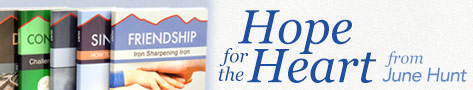 Hope for the Heart Biblical Counseling Library