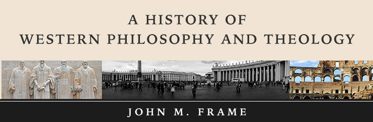 History of Philosophy and Theology