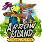 Arrow Island VBS Logo