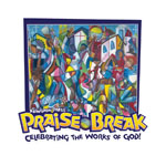 Praise Break VBS Logo