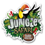 Jungle Safari VBS Logo