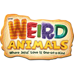 Weird Animals VBS Logo