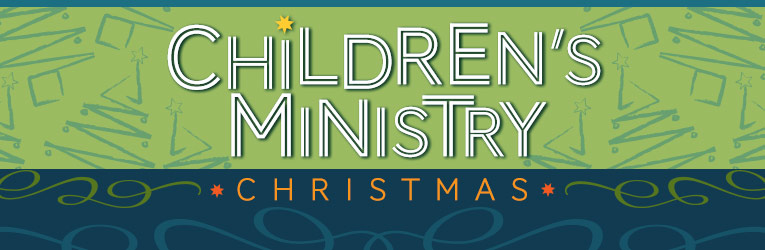 Children's Ministry Christmas