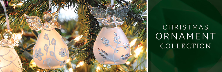 LED Angel Ornaments