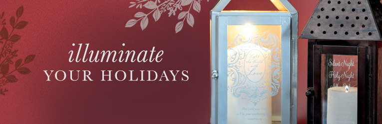 Illuminate your holidays