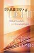 Perimeters of Light: Biblical Boundaries for the Emerging Church - eBook