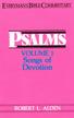 Psalms Volume 1- Everyman's Bible Commentary - eBook