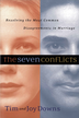 The Seven Conflicts: Resolving the Most Common Disagreements in Marriage - eBook