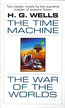 The Time Machine and The War of the Worlds - eBook