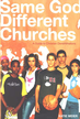 Same God, Different Churches - eBook