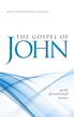 The NIV Gospel of John: With Devotional Notes - eBook