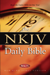 The NKJV Daily Bible, eBook Entire Bible in One Year - eBook