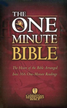 The HCSB One Minute Bible: The Heart of the Bible Arranged into 366 One-Minute Readings - eBook