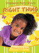 Right Thing - eBook