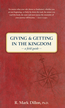 Giving and Getting in the Kingdom: A Field Guide / New edition - eBook