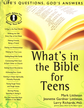 What's in the Bible for Teens - eBook