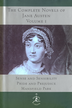 The Complete Novels of Jane Austen, Volume I: Sense and Sensibility, Pride and Prejudice, Mansfield Park - eBook